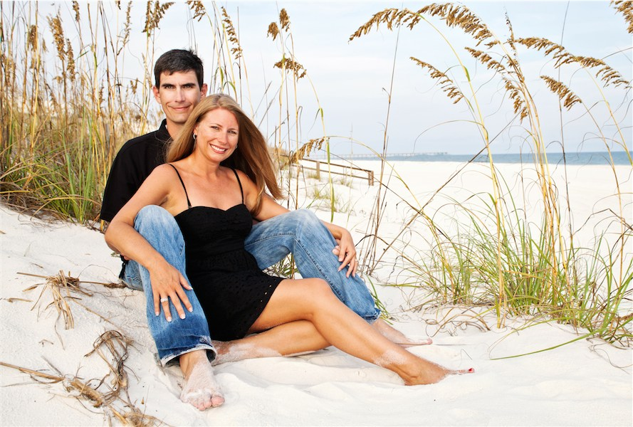 Pensacola photography for Best beach vacations in us for couples