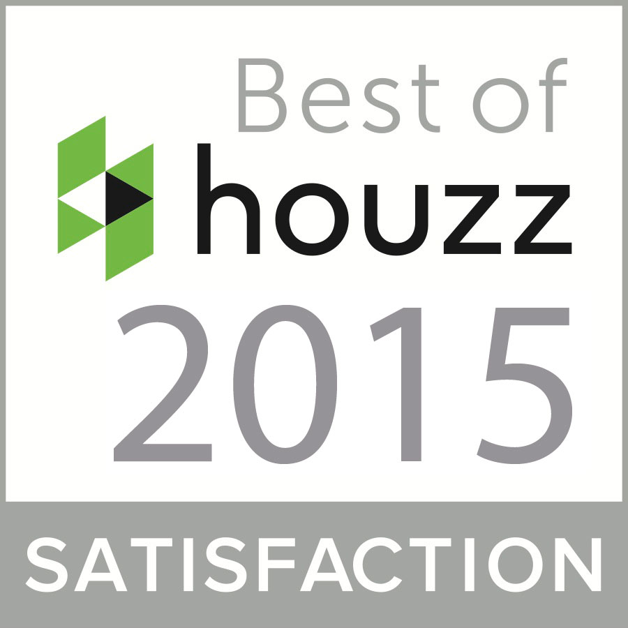 I got honored with Best of Houzz 2015 Award