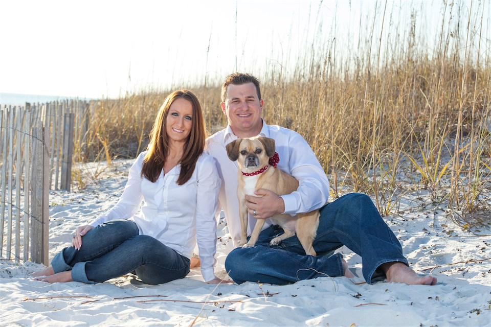 Pensacola Beach Photography Session