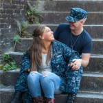 military engagement photo