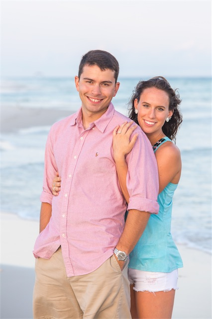 Pensacola Beach, Engagement Photography Session