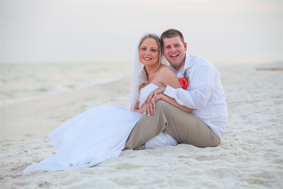 Pensacola Beach Wedding Session