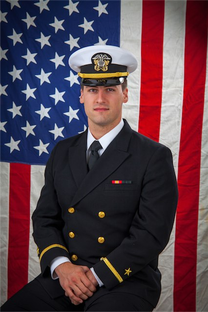 Pensacola Military Portrait Photography Session