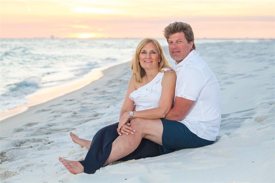 Pensacola Beach Senior Portrait Photography Session