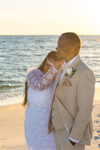 Post Wedding Photography Session, Pensacola Beach